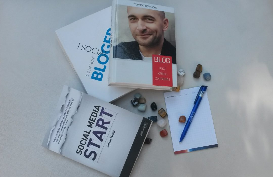 Trzy książki, które musisz przeczytać, zanim zostaniesz blogerem