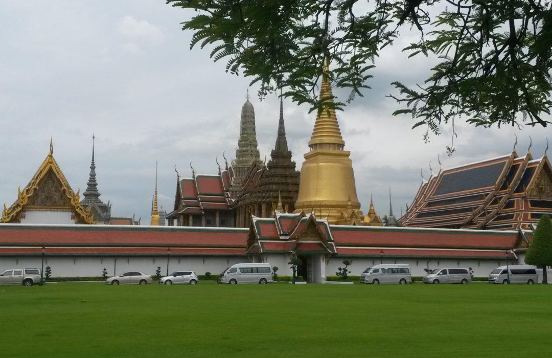 Tajlandia – magia Bangkoku