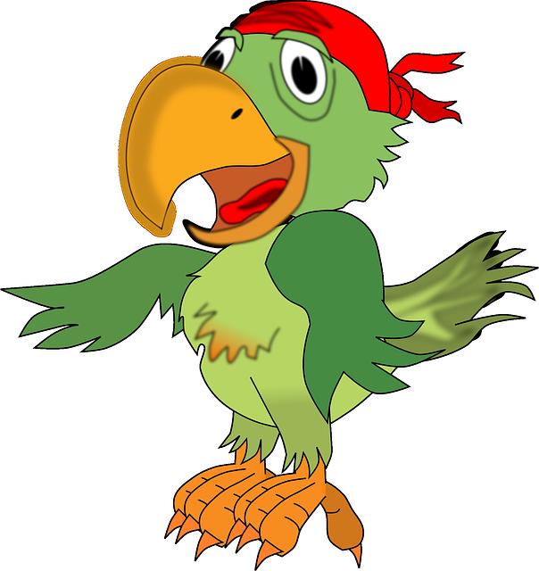 parrot-162039_640