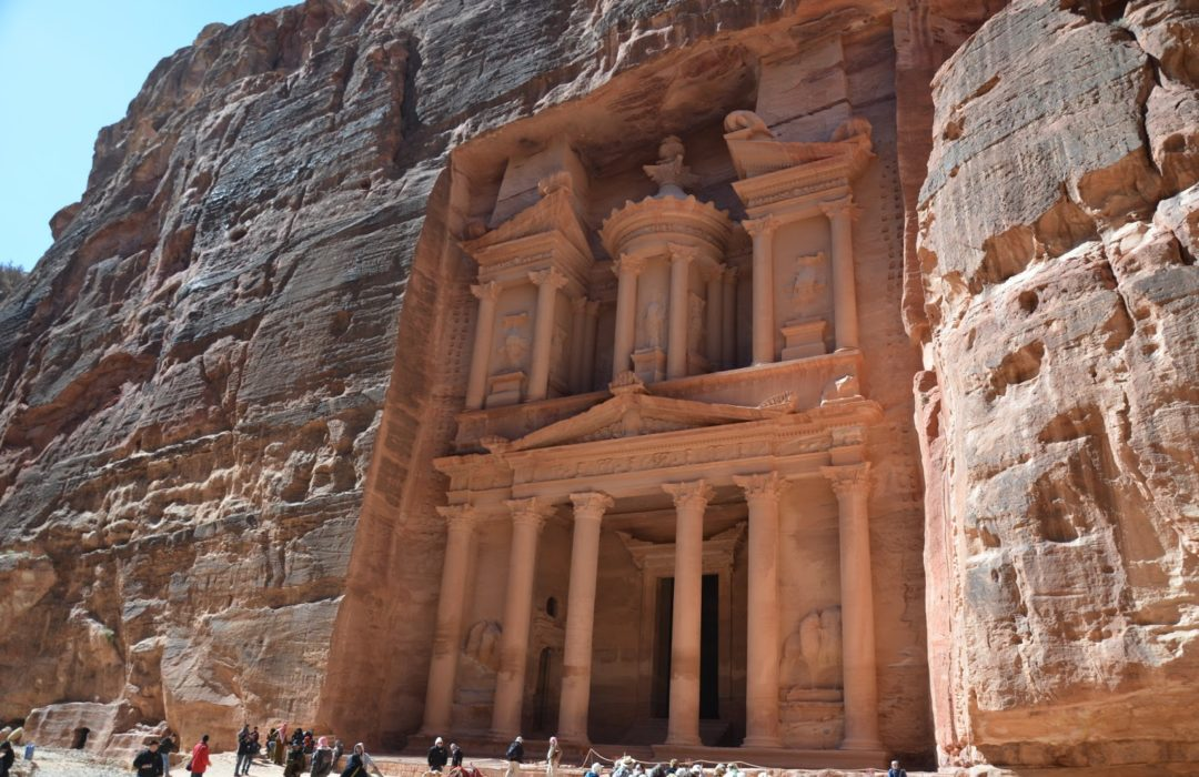 Jordania – magiczna i wymarzona moja Petra…