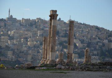 Jordania – Amman i Jerash