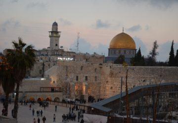 Izrael – Jerozolima