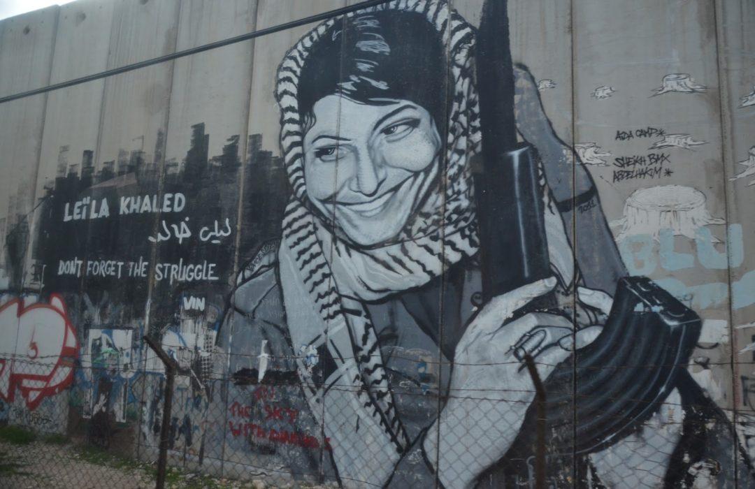 Mury Betlejem i pożegnanie z Izraelem…
